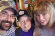 Watch Taylor Swift Surprise A 96-Year-Old Superfan