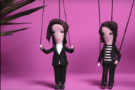 "Watch Tegan And Sara Re-enact 'Miami Vice' As Puppets In Their ""Dying To Know"" Video"