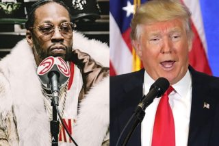 2 Chainz Turned Down Invite To Perform At Donald Trump's Inauguration
