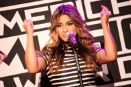 "Fifth Harmony's Ally Brooke Unveils A Haunting Cover Of Tears For Fears' ""Mad World"": Watch"