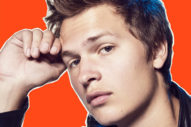 "Ansel Elgort Is Taking This Music Thing Seriously, Teases ""Thief"""