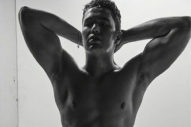 Austin Mahone Poses Shirtless For 'L'Uomo Vogue': 8 Pics