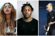 Beyoncé, Kendrick Lamar And Radiohead To Headline Coachella 2017