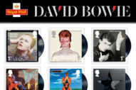 David Bowie Stamps Coming In March