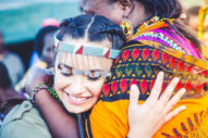 Good Deeds, Bikinis & Baby Elephants: Demi Lovato's Kenyan Trip In Pictures
