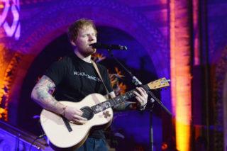 """Ed Sheeran Debuts At #1 With """"Shape Of You"""""""