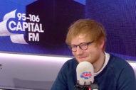 Ed Sheeran Confirms Carpool Karaoke Session With James Corden