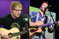 Songwriting Addict Ed Sheeran Also Wrote On New James Blunt Album