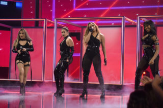 People's Choice Awards 2017: Watch Fifth Harmony's First Performance Without Camila
