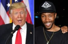 Frank Ocean Slams Donald Trump's Inauguration
