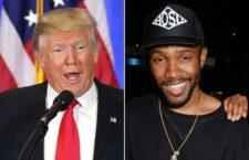 Frank Ocean Slams Donald Trump's Inauguration