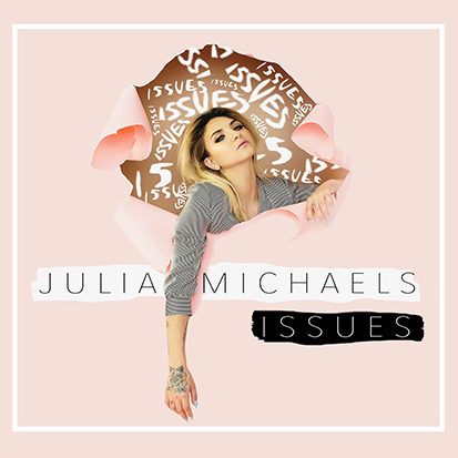 julia michaels comes out swinging with issues idolator