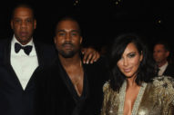 Kanye West & Kim Kardashian Attended Blue Ivy's Birthday Party, Order Is Restored