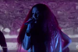 "Kehlani Brings ""CRZY"" To 'Jimmy Kimmel Live': Watch"