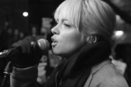 Lily Allen Shares Lovely Rufus Wainwright Cover As Part Of Anti-Trump Playlist