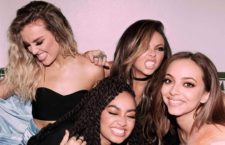Little Mix Lead Brit Award Nominations