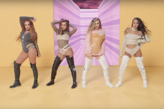 """Little Mix Bump And Grind Through Their Colorful """"Touch"""" Video: Watch"""