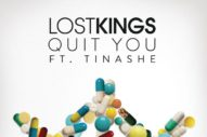 "Hear Queen Of Features Tinashe On Lost Kings' ""Quit You"""