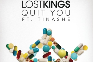 """Hear Queen Of Features Tinashe On Lost Kings' """"Quit You"""""""