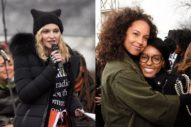 Madonna, Alicia Keys & Janelle Monae Give Powerful Speeches At Women's March: Watch