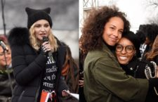 Madonna, Alicia & Janelle's Women's March Speeches