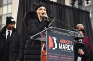 Cyndi Lauper Denounces Madonna's Women's March Comments