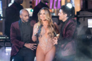 Mariah Carey Reportedly Axes Creative Director After New Year's Eve Debacle