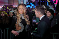 "Mariah Carey Was ""Mortified"" During Her NYE Performance"