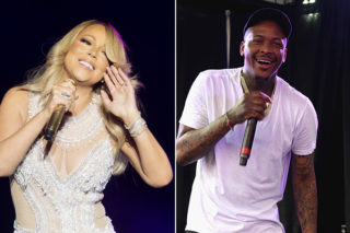 Mariah Carey Did A Breakup Song With YG