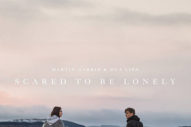 "Martin Garrix & Dua Lipa's ""Scared To Be Lonely"" Cover"