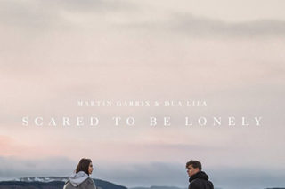 """Martin Garrix & Dua Lipa's """"Scared To Be Lonely"""" Cover"""
