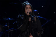 Noah Cyrus Makes An Impressive Late Night Debut On 'Fallon'