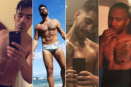 Nude Dudes Of 2016: A Gallery Of Shirtless Male Pop Stars