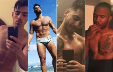 Nude Dudes: Shirtless Male Pop Star Gallery