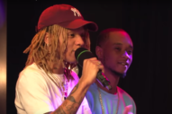 "Watch Rae Sremmurd Freestyle Over Jay Z's ""99 Problems"" On A Dutch Radio Show"