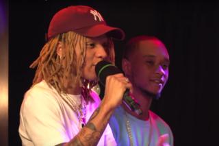 "Watch Rae Sremmurd Freestyle Over Jay Z's ""99 Problems"" On A Dutch Radio Show"
