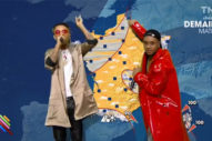 Watch Rae Sremmurd Take Over The Weather Report On French TV