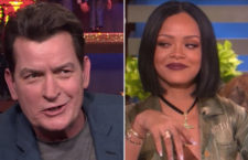 Charlie Sheen On Rihanna Feud:
