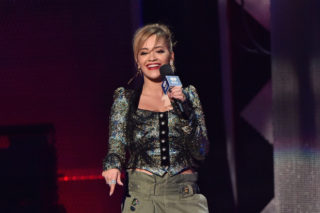 """Rita Ora's New Song """"Kiss Me"""" To Appear On Target Edition Of 'Fifty Shades' Soundtrack"""