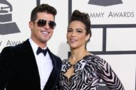 Robin Thicke Called Cops To Paula Patton's House Amid Custody Battle