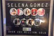 Selena Gomez's 20 Million+ Sales Plaque & An Album Update