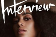 Beyoncé Interviewed Solange For Her 'Interview' Cover Story