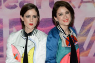 Tegan And Sara Held Hollywood Event For LGBTQ Equality