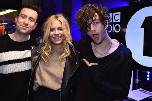 the-1975-matt-healy-bbc-radio-1