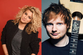 """Ed Sheeran Wishes He Kept Tori Kelly's """"I Was Made For Loving You"""""""
