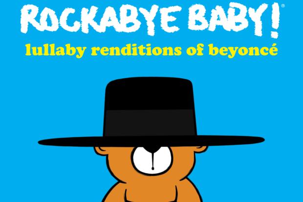 beyonce rockabye baby