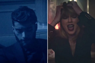 """Zayn And Taylor Swift's """"I Don't Wanna Live Forever"""" Video: Watch A Preview Clip"""