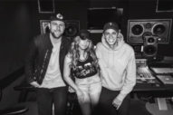 Banger Alert! Ally Brooke Hits The Studio With Lost Kings