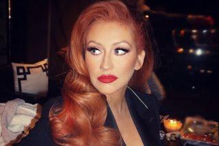 Christina Aguilera Hits The Studio With 'Cruel Summer' Producer