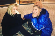 Ellie Goulding Hits The Studio With Raye & BloodPop